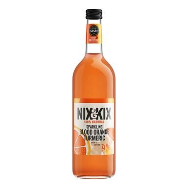 Nix & Kix Blood Orange Turmeric 750ml