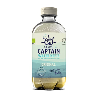 The GUTsy Captain Water Kefir Original 400ml