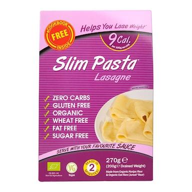 Eat Water Organic Slim Pasta Lasagne 270g