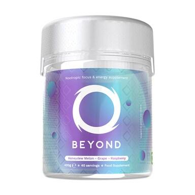 Beyond NRG - Energy & Focus Supplement Honeydew Melon, Grape & Raspberry 400g