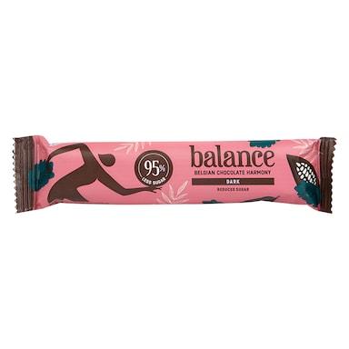 Balance Belgian Dark Chocolate Stevia Bar 35g