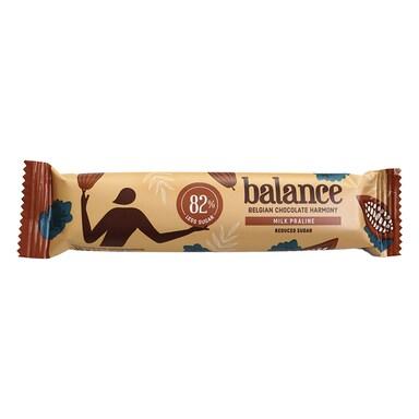 Balance Stevia Bar Milk Praline 35g