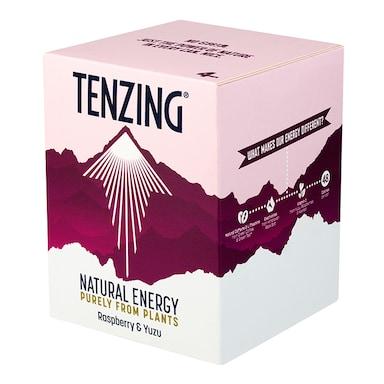 Tenzing Natural Energy Raspberry & Yuzu 4 x 250ml