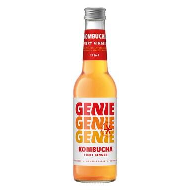 Genie Kombucha Fiery Ginger 275ml