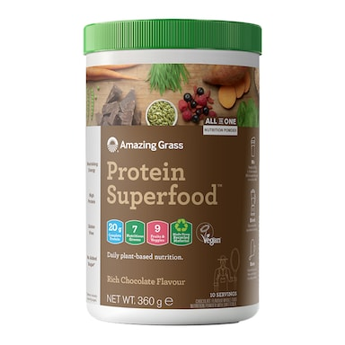 Amazing Grass Protein Superfood Chocolate 360g