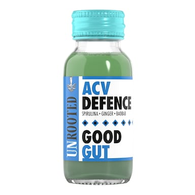 Unrooted ACV Defence Good Gut 60ml