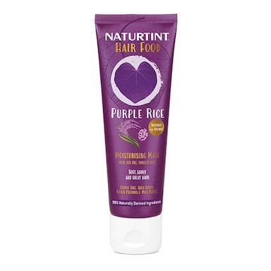Naturtint Hair Food Purple Rice Moisturising Mask 150ml
