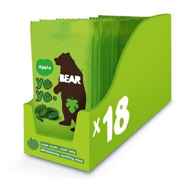 Bear Apple Yoyo 18 x 20g