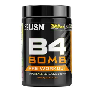 USN B4 Bomb Pre-Workout Orange 300g