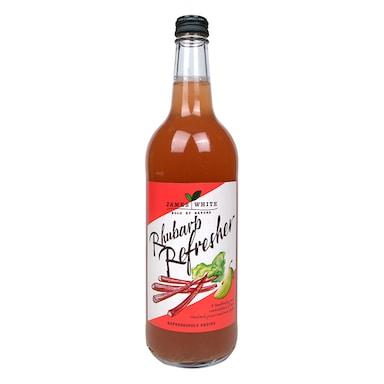 James White Rhubarb Refresher 750ml