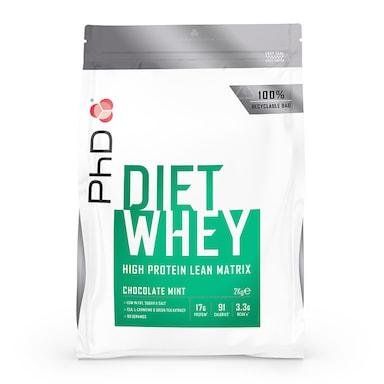 PhD Diet Whey Powder Chocolate Mint 2000g