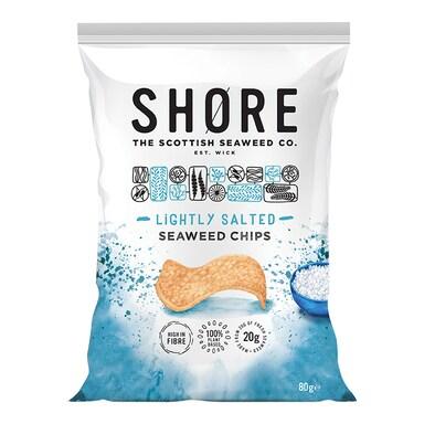 Shore Sea Salt Seaweed Chips 80g