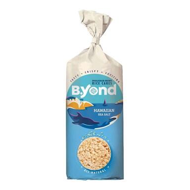 B.Yond Hawaiian Sea Salt Rice Cakes 100g