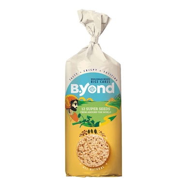 B.Yond Superseed Rice Cakes 100g