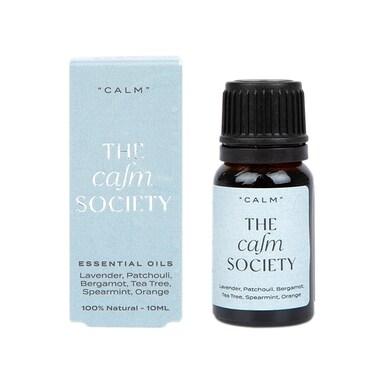 The Calm Society Calm Essential Oil 10ml