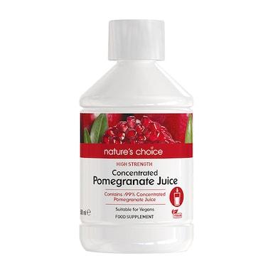 Optima Healthcare Natural Choice Pomegranate Juice 473ml