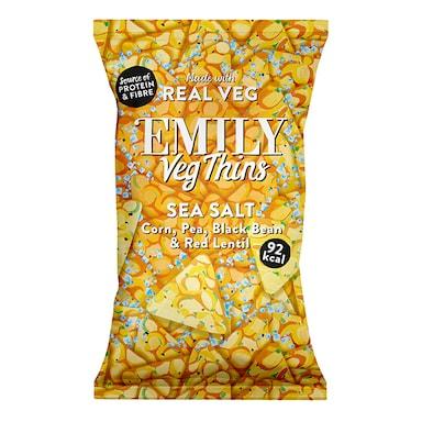 Emily Veg Thins Sea Salt 23g