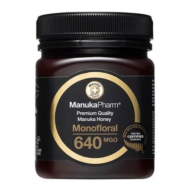 Manuka Pharm Manuka Honey MGO 640 250g