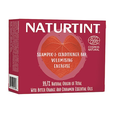 Naturtint Shampoo & Conditioner Bar - Volumising 75g