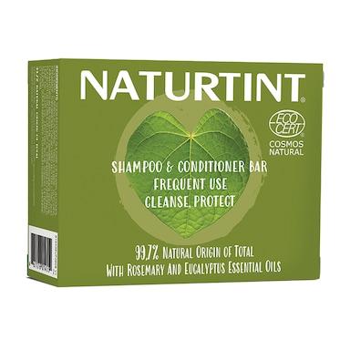 Naturtint Shampoo & Conditioner Bar - Frequent Use 75g