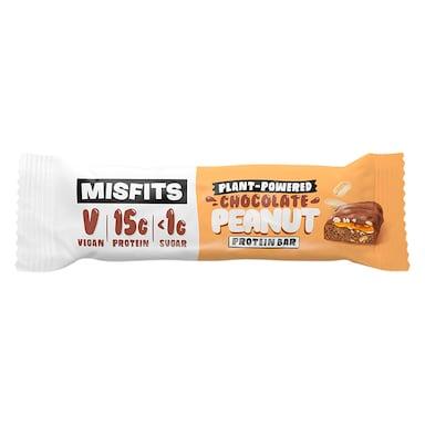 Misfits Chocolate Peanut Bar 45g