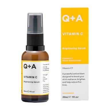 Q+A Vitamin C Brightening Serum 30ml