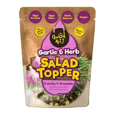 Good4U Garlic Herb Salad Topper 125g