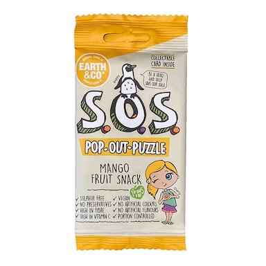 SOS Mango Fruit Snack 20g