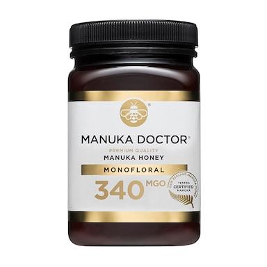 Manuka Doctor Monofloral Manuka Honey MGO 340 500g