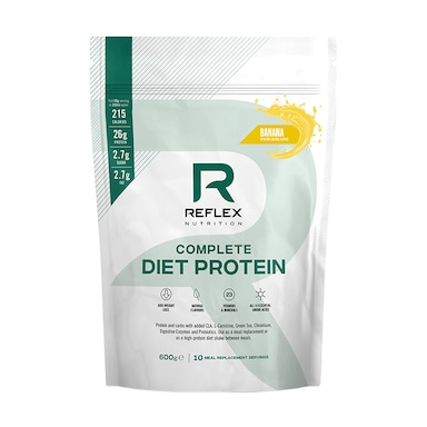 Reflex Diet Protein Banana 600g
