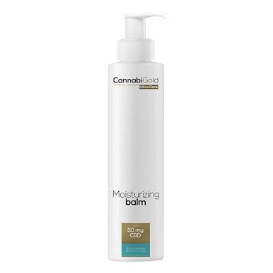 CannabiGold Ultra Care Moisturizing Balm for Dry and Sensitive Skin 200ml