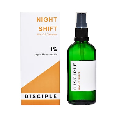Disciple Night Shift Cleanser & Cloth 100ml