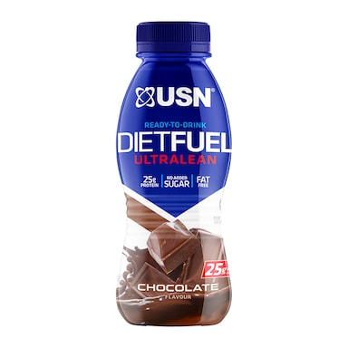 USN Diet Fuel Ultralean Chocolate 330ml