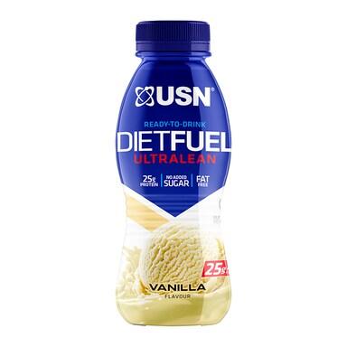 USN Diet Fuel Ultralean Vanilla 330ml
