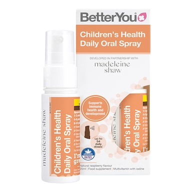BetterYou Children's Health Daily Oral Spray 25ml