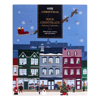 Holland & Barrett Milk Chocolate Advent Calendar 308g