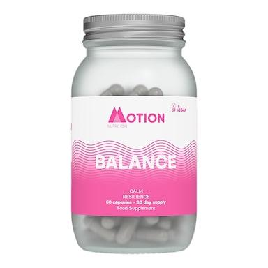 Motion Nutrition Hormone Balance 60 Capsules
