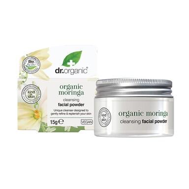 Dr Organic Moringa Facial Cleansing Powder 15g