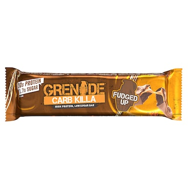 Grenade Carb Killa Fudged Up Bar 60g