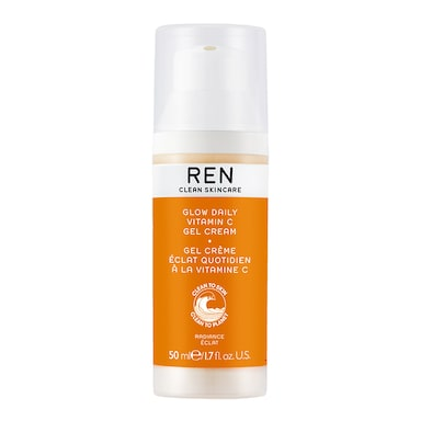 REN Glow Daily Vitamin C Gel Cream 50ml