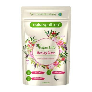 Naturopathica Vegan Life Beauty Glow 30 Capsules