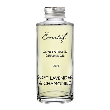 Emotif Soft Lavender and Chamomile Concentrated Refresher Oil