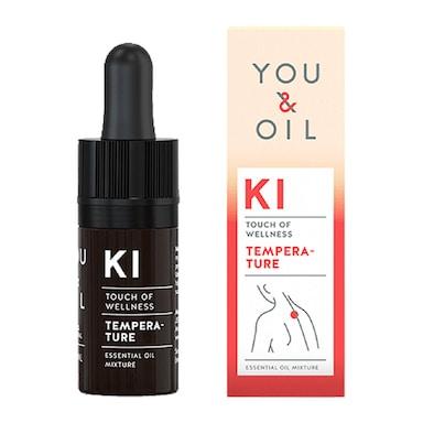 You & Oil KI-Temperature Essential Oil Blend 5ml