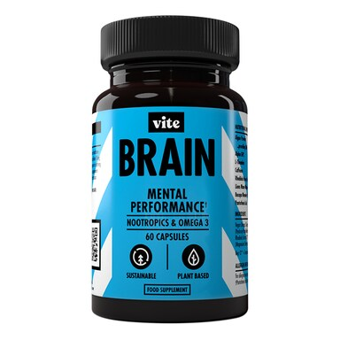 Vite Natural Ltd Brain 60 Capsules