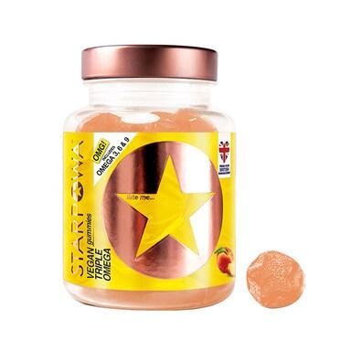 Starpowa Vegan Triple Omega 30 Gummies