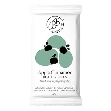 Krumbled Foods Beauty Bites Apple & Cinnamon Flavour 1 x 32g