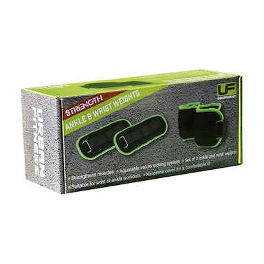 Urban Fitness Ankle & Wrist Weights