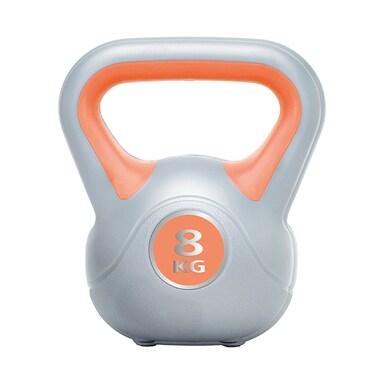 Urban Fitness Vinyl Kettlebell 8KG