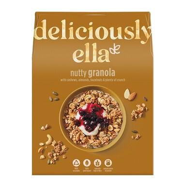 Deliciously Ella Nutty Granola 450g