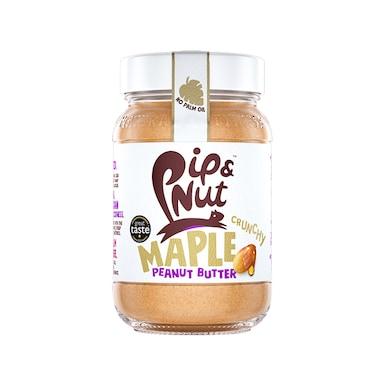 Pip & Nut Crunchy Maple Peanut Butter 300g
